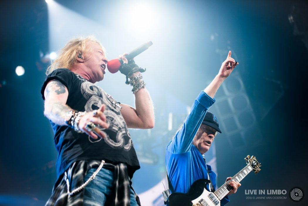 Axl/DC Takes on Buffalo | WSBU The Buzz