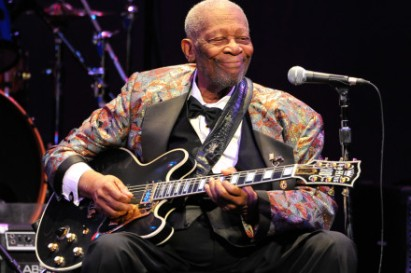 B.B. King In Concert - San Rafael, CA